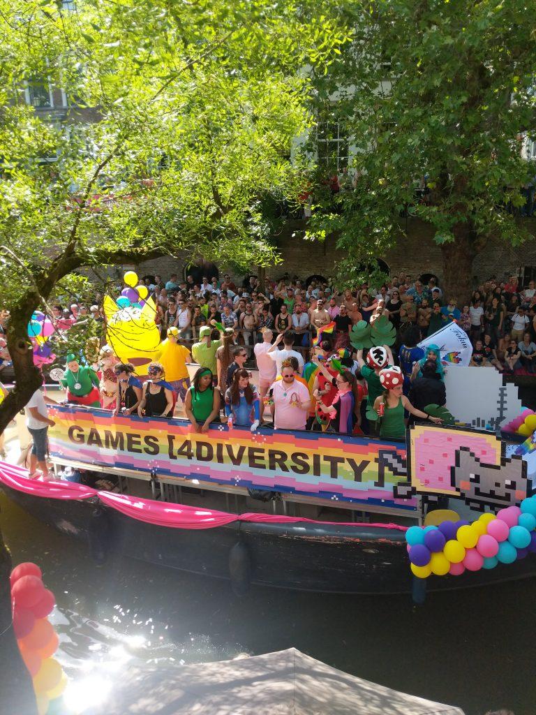 Utrecht Pride Event 2019